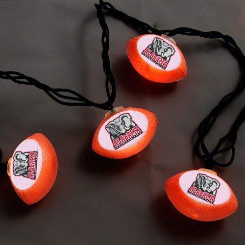 Alabama Crimson Tide Football Party Lights