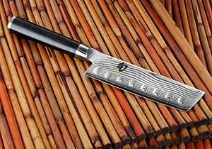 Shun Classic 5.5-inch Hollow Edge Nakiri Knife