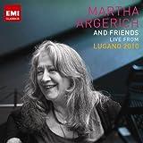 Martha Argerich : Festival de Lugano 2010 (3 CD)