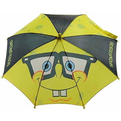 nickelodeon-pellicola-protettiva-spongebob-squarepants-boys-ombrello-colore-giallo-e-nero
