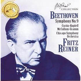 """Symphony No. 9, Op. 125, """"Choral"""" in D Minor: Allegro ma non troppo, un poco maestoso"""