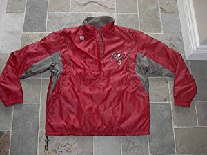 Tampa Bay Buccaneers NFL REVERSABLE Jacket Large by NFL