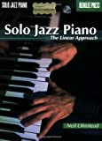 Solo Jazz Piano The Linear Approach Pf Book/Cd