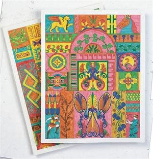 Buy Ancient Culture Design Posters (Pk/25)