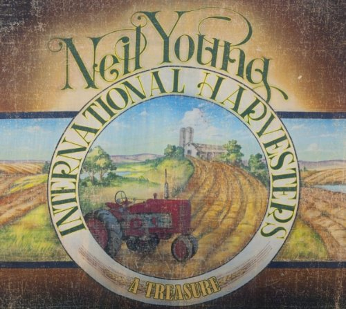 Neil Young International Harvesters –  A Treasure (2011) [FLAC]