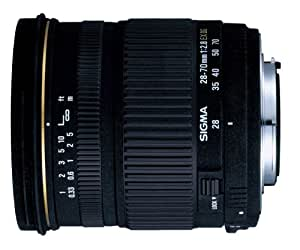 Sigma 28-70mm f/2.8 EX DG IF Aspherical Lens for Minolta and Sony SLR Cameras