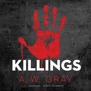 Killings Audiobook