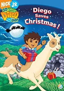 http://www.amazon.com/Go-Diego-Saves-Christmas/dp/B000GTLB4E/