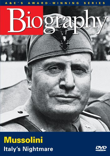 Biography: Mussolini [DVD] [2005] [Region 1] [US Import] [NTSC]