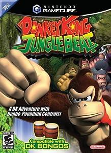 Donkey Kong Jungle Beat - Gamecube (Game)