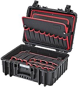 KNIPEX 00 21 35 lE-mallette à outils solide «vide