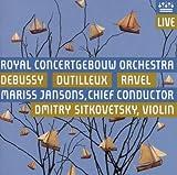 echange, troc  - Debussy: La Mer; Dutilleux: L'Arbre des songs; Ravel: La valse [Hybrid SACD]