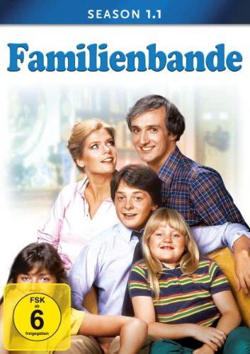 Familienbande - Season 1.1 [2 DVDs]