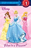 img - for What Is a Princess? (Disney Princess) (Step into Reading) book / textbook / text book