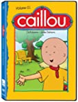Caillou - Outdoors (Bilingual)