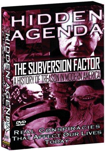 Hidden Agenda, Vol. 2