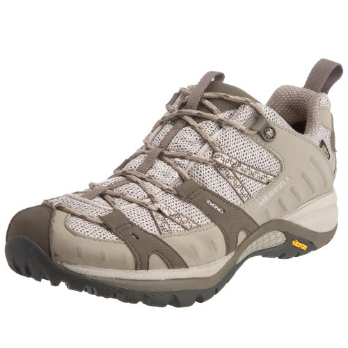 MERRELL Siren Sport GTX Ladies Shoes, Grey, UK5.5