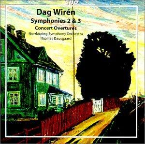 Wiren: Symphonies 2 & 3 / Concert Overtures