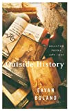 Outside History: Selected Poems, 1980-1990 (0393308227) by Boland, Eavan