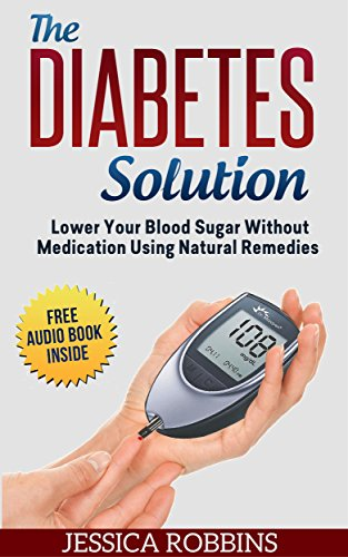 Diabetes by Jessica Robbins ebook deal