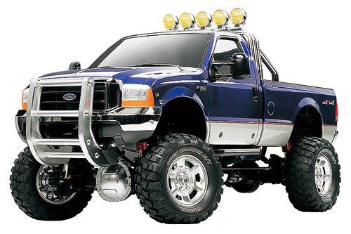 Tamiya TAM58372 Tamiya 58372 Ford F350 High-Lift Truck Kit Model Kit (Lift Kit Rc compare prices)