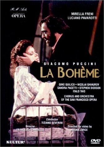 La Boheme [DVD] [1989] [US Import]