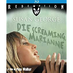 Die Screaming, Marianne: Remastered Edition [Blu-ray]