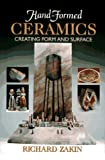 cover of Hand-formed Ceramics: Creating Form and Surface