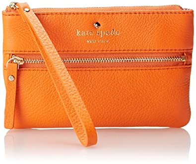 kate spade new york Cobble Hill Bee Coin Purse,Ablaze,One Size