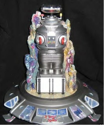 Robot From Lost In Space front-49341
