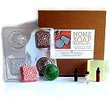 Aloe Vera Glycerine Soap Making Kit (Makes 4 Soaps)
