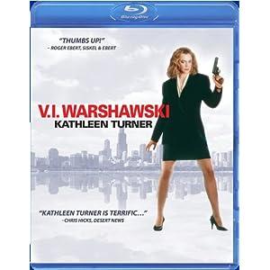 V.I. Warshawski Blu-ray