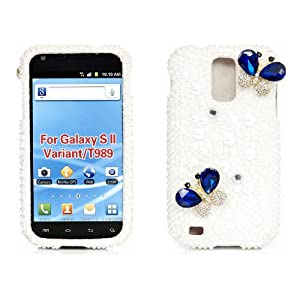 for Samsung Galaxy S2 S 2 II T-Mobile HERCULES SGH-T989 (T989-Leopard