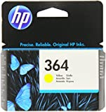 HP 364 - Yellow Ink Cartridge (CB320EE)