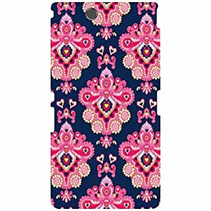 Sony Xperia Z Ultra C6802 Back Cover ( Designer Printed Hard Case)