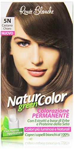 Renée Blanche - Natur Color, Colorazione Permanente, 5N Castano Chiaro
