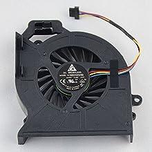 Racksoy - Ventilador para HP Pavilion DV7-6000 DV6-6000 series 640903-001 650797-001 650847-001