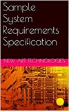 Sample System Requirements Specification (Software Engineering Series) (English Edition)