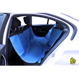 Best Rated Pet Seat Cover Hammock (57'' x 57'') - [55% OFF Back to School Sales!] - Premium Quality Waterproof Dog and Cat Bed Travel Transport Car Seat Cover Hammock for Automobiles , Cars , SUVs , Sedans and All other Vehicles ? Pet Magasin