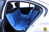 Pet Seat Cover Hammock (57 x 57) - Premium Quality Waterproof Dog and Cat Travel Transport Car Seat Cover Hammock for Automobiles, Cars, SUVs, Sedans and All other Vehicles