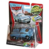 Disney - Pixar Cars 2 Movie 1:55 Quick Changers Spy Finn McMissile with Pop-Out Hydrofoils