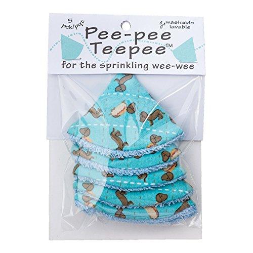 Beba Bean Pee-Pee Teepee Cellophane Bag – Weiner Dog