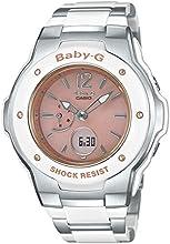 [カシオ]CASIO 腕時計 BABY-G Tripper 世界6局対応電波ソーラー MSG-3300-7B2JF レディース