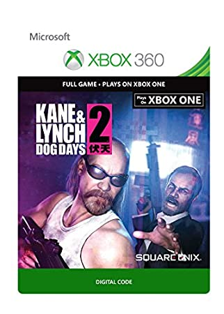 Kane & Lynch 2 - Xbox 360 / Xbox One Digital Code
