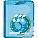 サクラクレパス 小学生文具 テープカッター収納式 Gテープカツター#36 ブルー