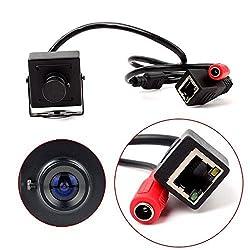 Phoneix 720P Super Mini Indoor IP Camera(TOP-201)