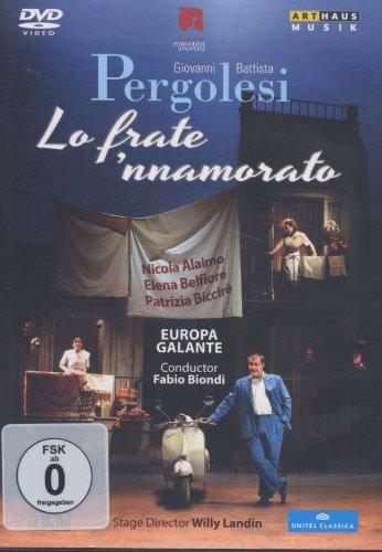 Pergolesi: Lo frate 'nnamorata (Teatro Pergolesi, Jesi, 2011)