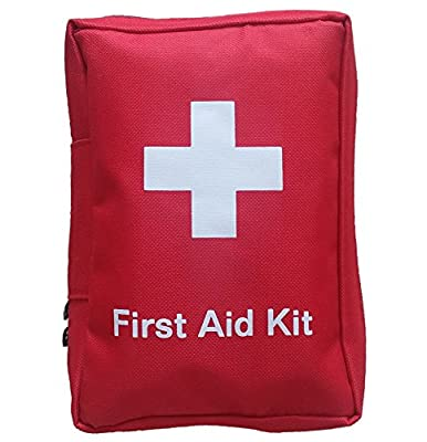 SadoMedcare Classic All in One Complete First Aid Kit - Medical Kit - Travel Emergency Kit
