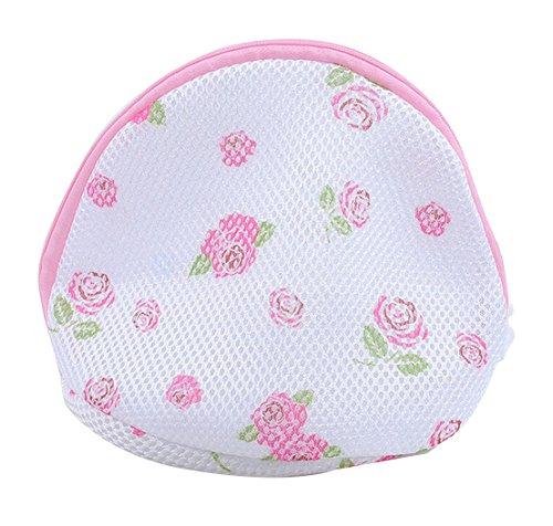 Umiwe(Tm) Nylon Protective Laundry Washing Bag /Floating Wash Bag For Nursing Bra,Brassiere And Underwear With Umiwe Accessory Peeler