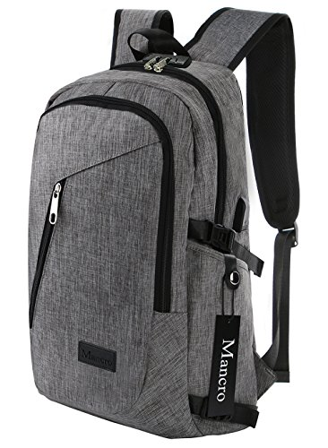 Business-Laptop-BackpackAnti-Theft-Computer-Bag-w-USB-Charging-Port-Fits-UNDER-17-Laptop